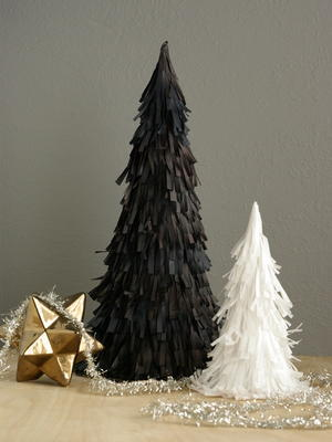 DIY Pinata Christmas Tree Decoration