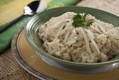 Cheesy Easy Risotto