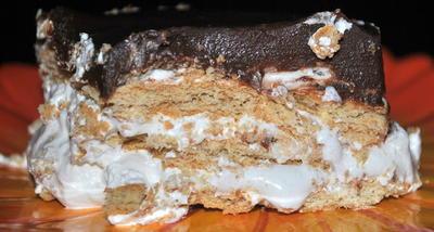 No Bake Smores Casserole
