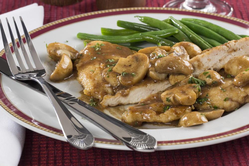 Quick Chicken Marsala Mrfood