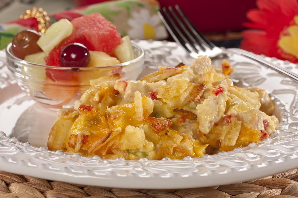 Chicken Salad Bake Mrfood