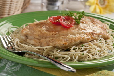 Chicken Scaloppine