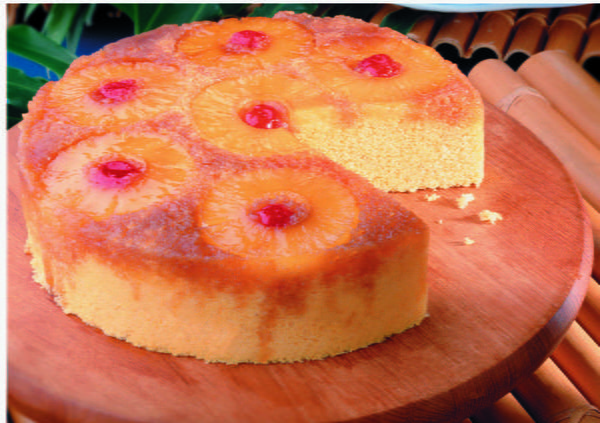 Easy Pineapple Upside Down Cake With Pudding