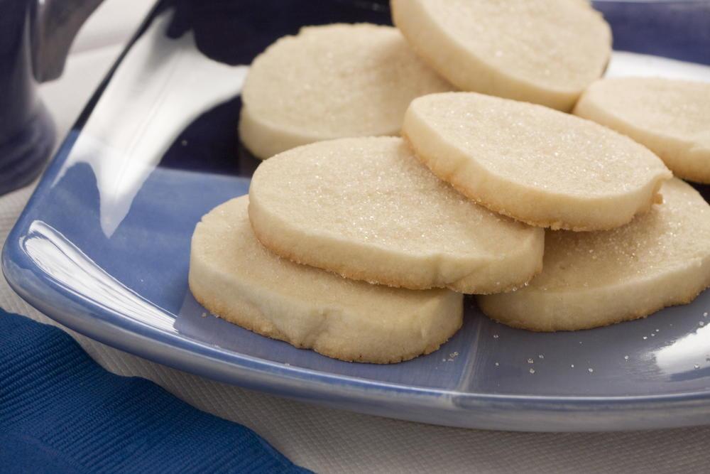 Vanilla Sugar Cookies Mrfood Com