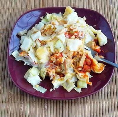 Unstuffed Cabbage