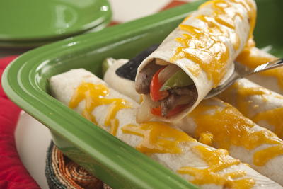 Make Ahead Fajitas