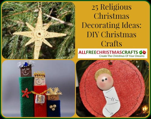 25 religious christmas decorating ideas - Religious Outdoor Christmas Decorations