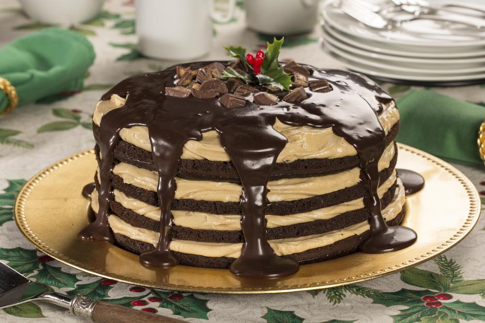 Chocolate Chicken Chicken Cake