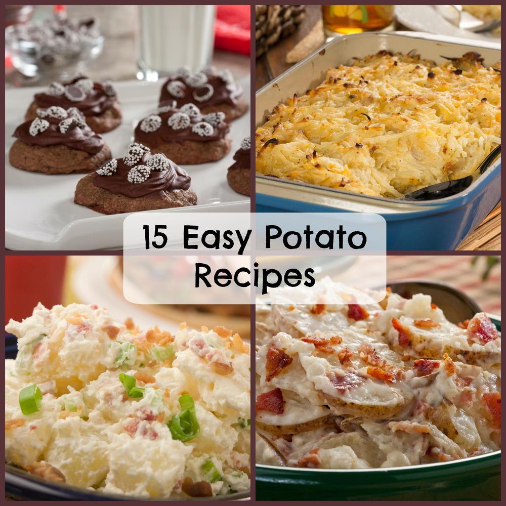 15 easy potato recipes mrfood forumfinder Gallery