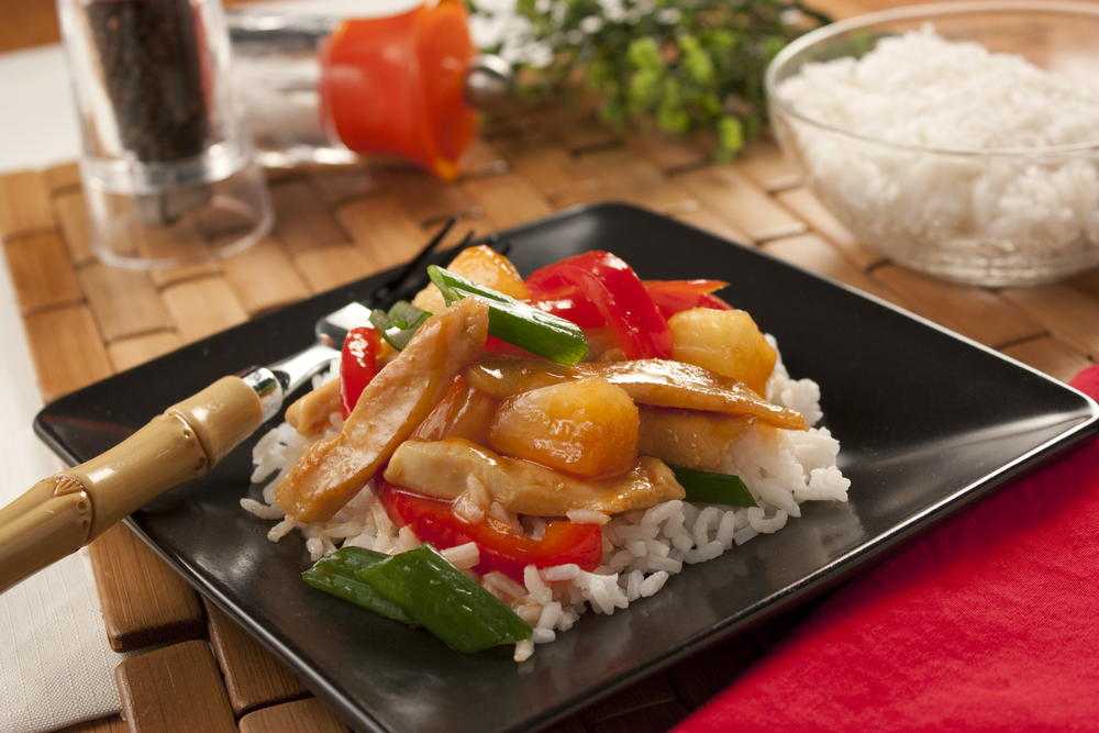 Naked sweet and sour chicken mrfood forumfinder Gallery
