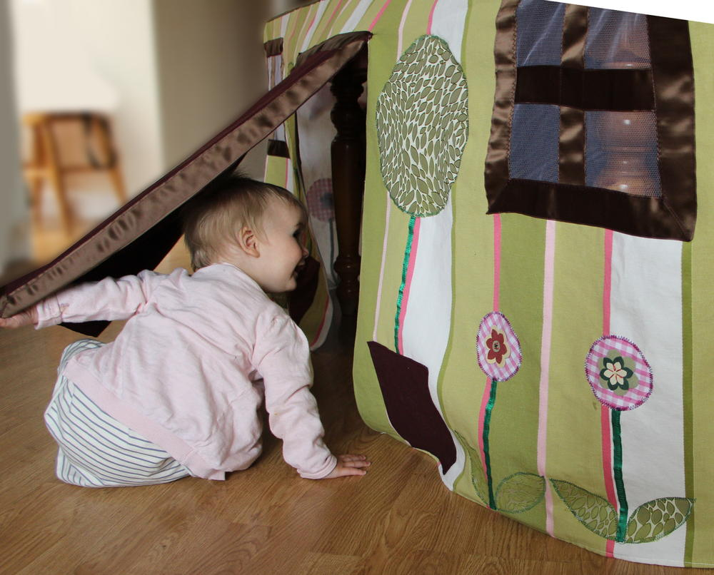 Diy indoor playhouse extralarge1000 id for Diy childrens indoor playhouse