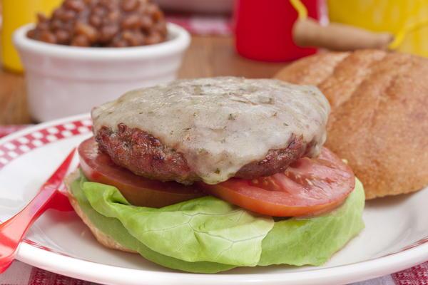 Black Jack Burgers | MrFood.com