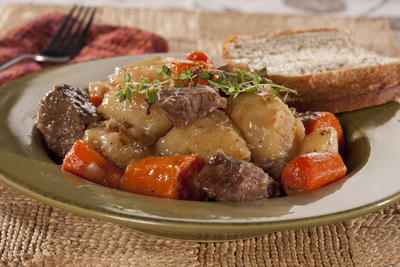 Southern Beef Stew