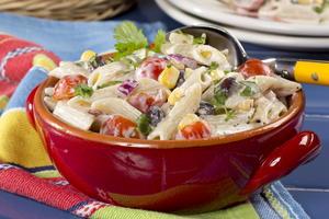 Southwest Macaroni Salad
