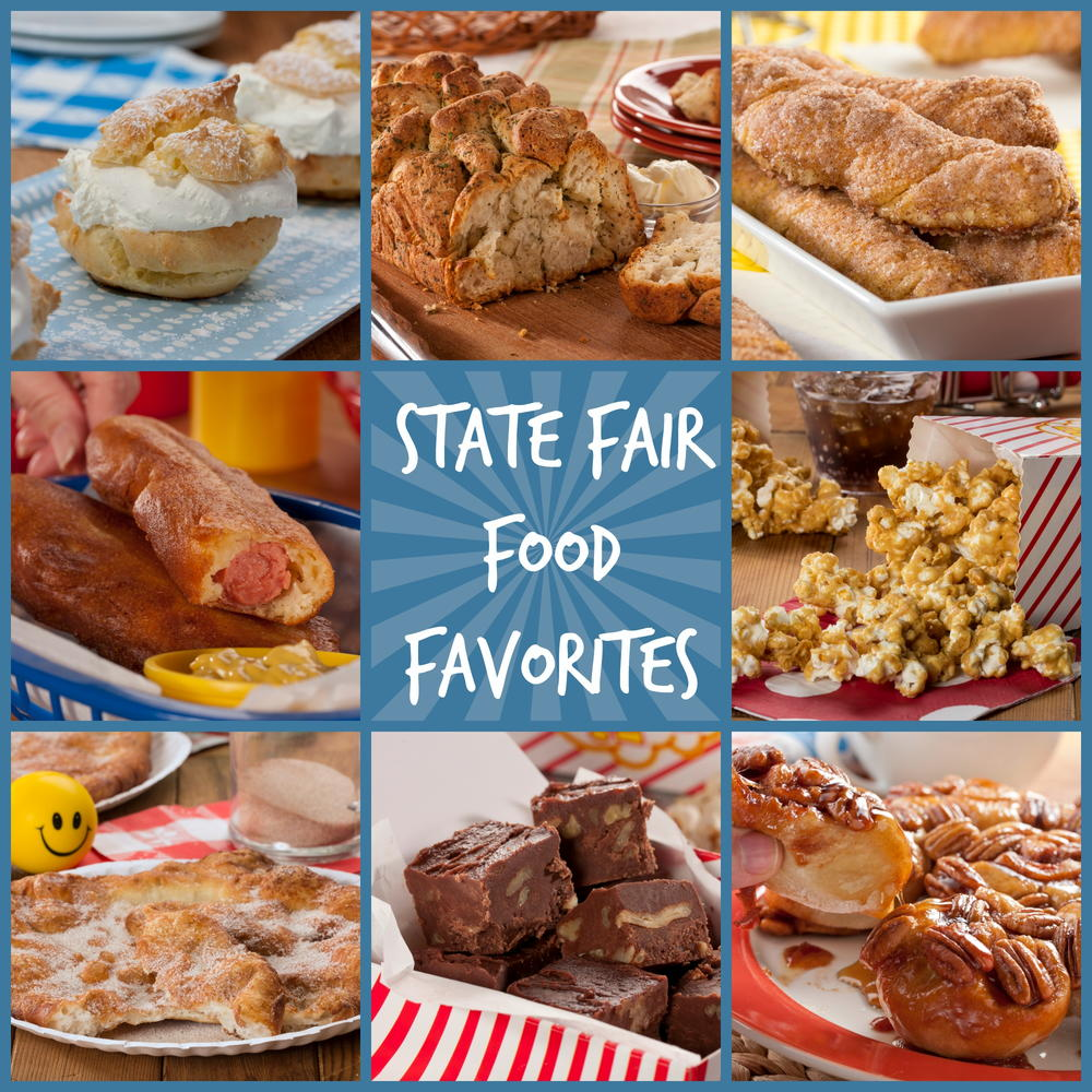 State Fair Food Favorites | MrFood.com
