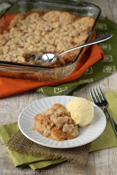 The Ultimate Apple Dump Cake