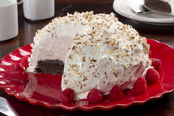 Easy baked alaska for Alaskan cuisine traditional
