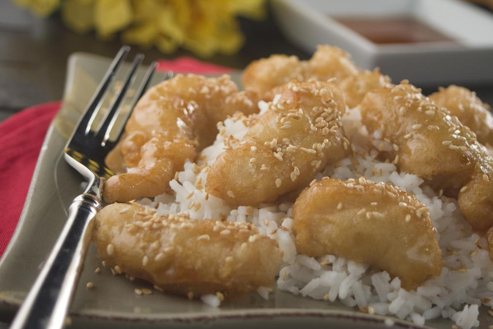 Honey Garlic Chicken Mrfood