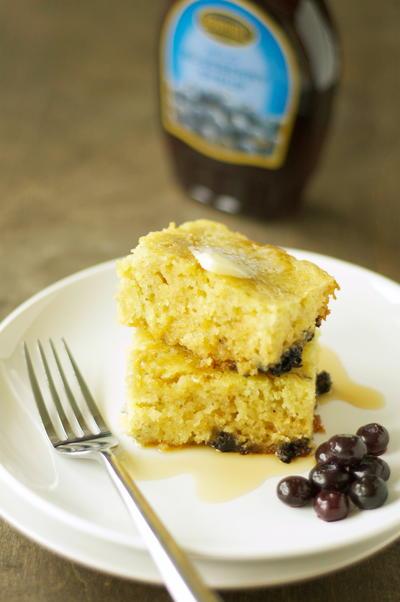 Must-Make Bluberry Vanilla Pancakes