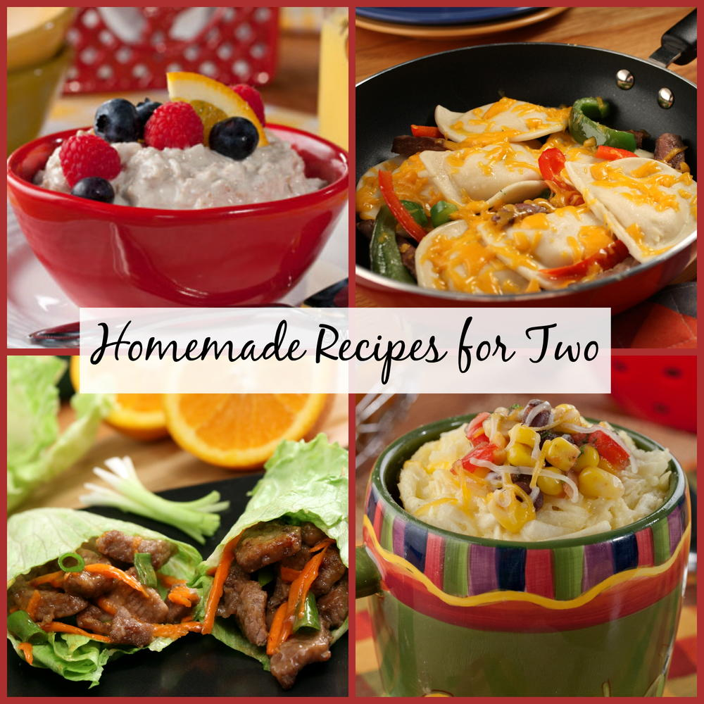 homemade meals for two 70 magnificent recipes for two mrfood com
