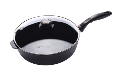 Swiss Diamond Nonstick Saute Pan Giveaway