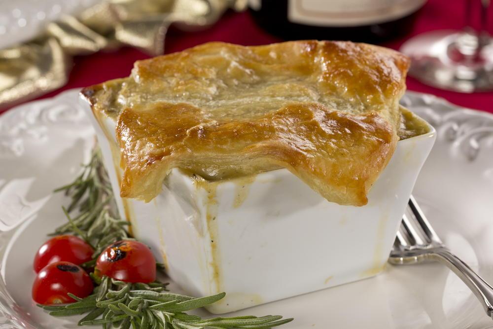 Oscar Worthy Chicken Pot Pie Mrfood