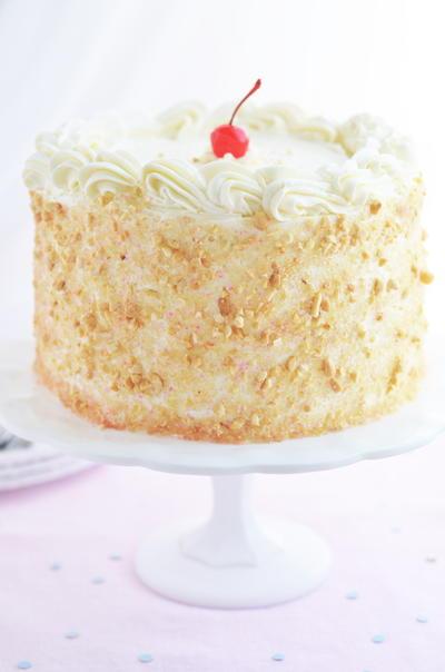 Sweetapolita Vanilla Buttermilk Cake