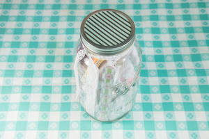 Spa Day Mason Jar Gift