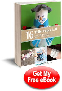 16 Toilet Paper Roll Craft Ideas