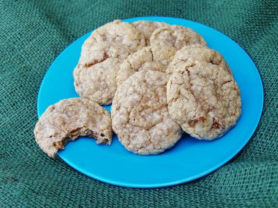 Grandma's Old-Fashioned Oatmeal Cookies | FaveSouthernRecipes.com