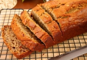 Quadruple Banana Bread Recipe