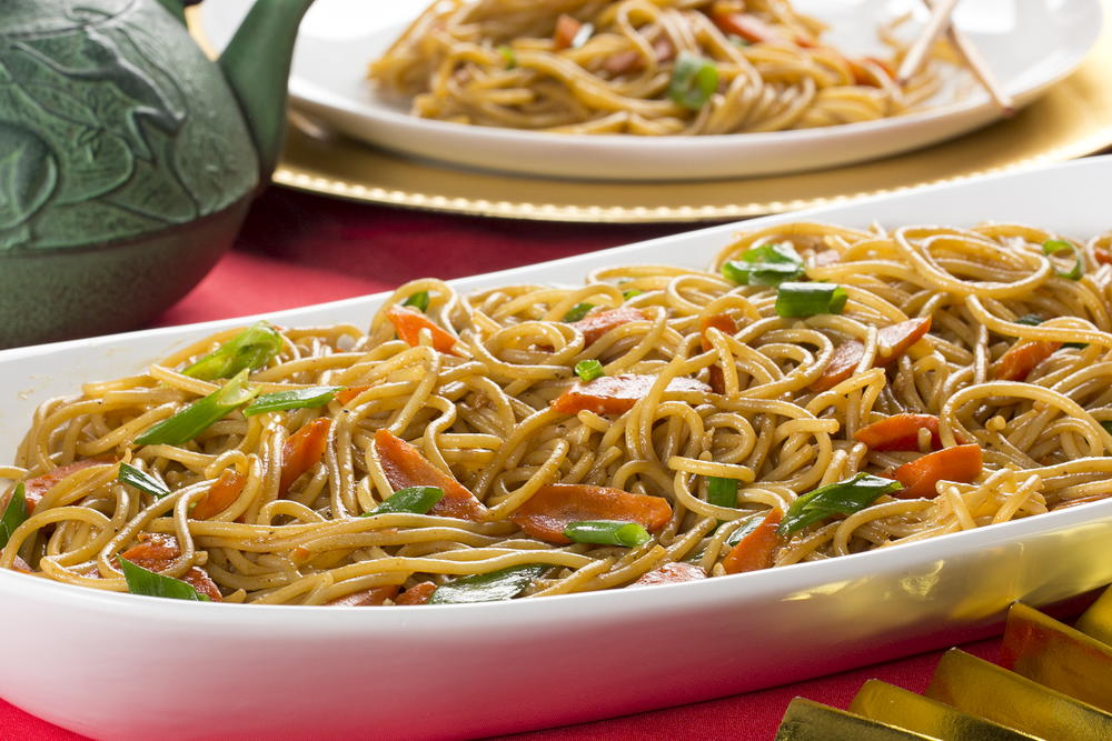 Lucky chinese noodles mrfood forumfinder Image collections