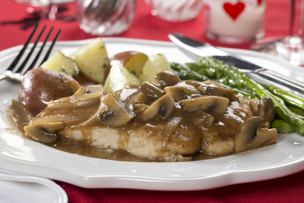 Chicken Marsala For Two Mrfood