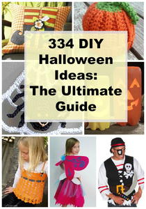 406 DIY Halloween Ideas