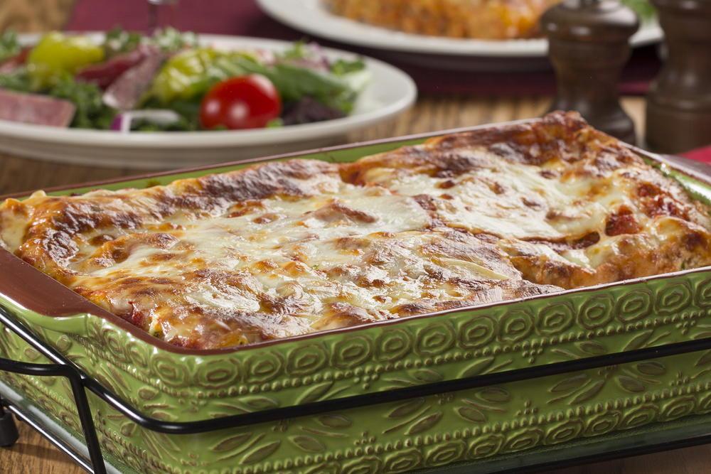 Meat Lover S Lasagna Mrfood Com