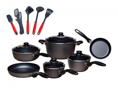 Swiss Diamond 10 Piece Cookware Set Giveaway