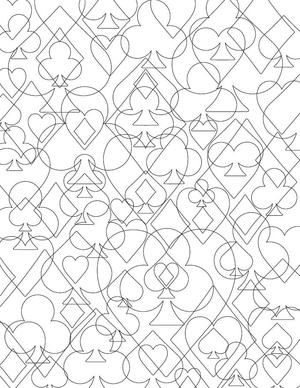 50+ Adult Coloring Book Pages (Free and Printable