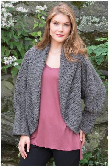 Free Crochet Patterns For Jackets