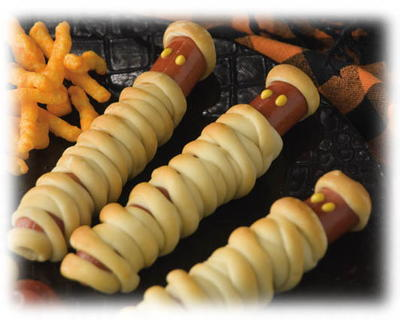Yummy Mummy Dogs