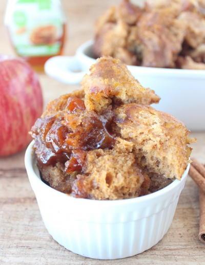 Pumpkin Apple Monkey Bread