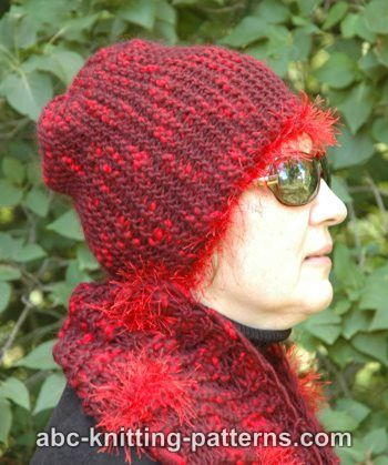 Free Knitting Pattern Garter Stitch Hat : Quick and Easy Garter Stitch Hat