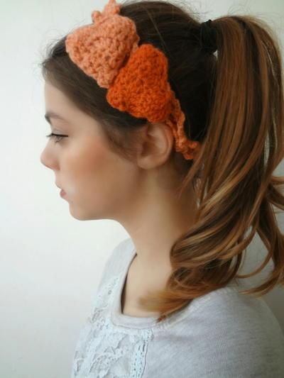 Fast and Easy Crochet Headband AllFreeCrochet.com
