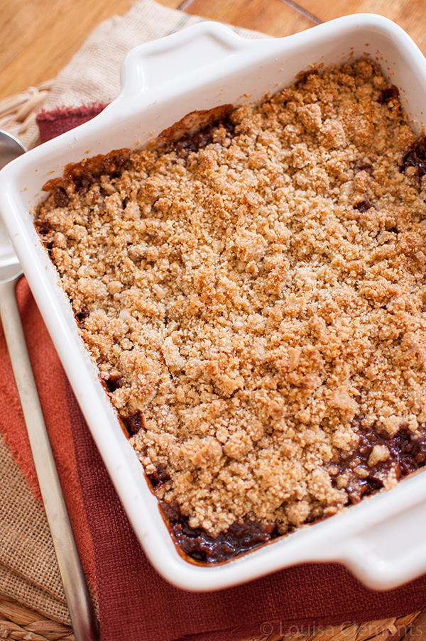 gluten free apple crisp no one will know this apple crisp is gluten ...