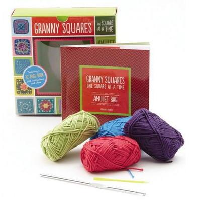 Beginner's Granny Square Kit