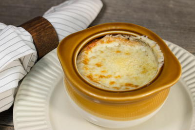 Copycat Applebee's French Onion Soup