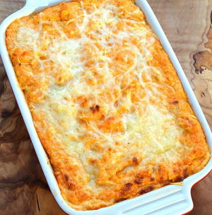 Blazin' Buffalo Chicken Dip