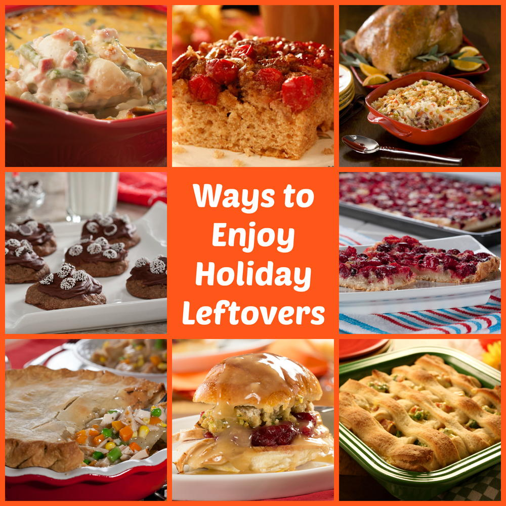 20 Healthy Ways to Eat Holiday Leftovers