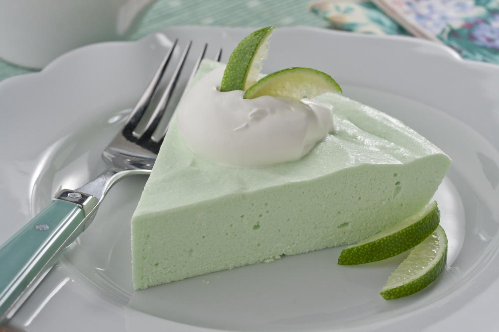 No Bake Key Lime Pie Images
