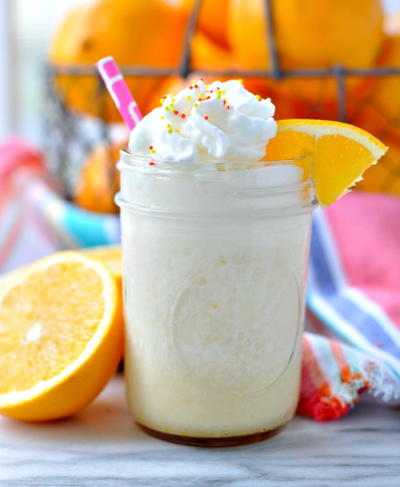 Orange Dream Protein Smoothie