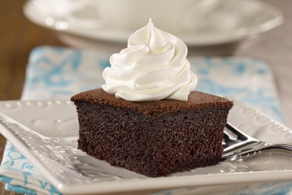 Secret Devilish Chocolate Cake